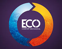 ECO Comfort Mechanical - Branding & Car Wrap