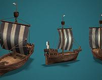 Medieval Ships/Boats