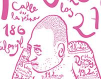 Cartel de febrero-27 Amigos