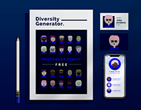 Diversity Generator - Free Photoshop Script