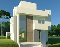 3D Exterior Visualization