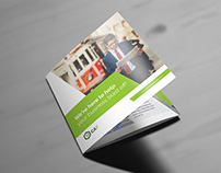 Business Square Trifold Vol. 1