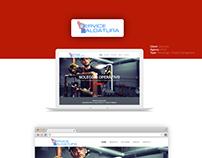 Service Saldatura Website