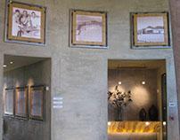 Henderson Community Ctr. Palm Desert, CA Frame Design