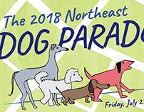 The 2018 Northeast Dog Parade