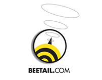Beetail.com Logo and Identity Package Design