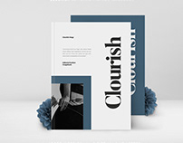 CLOURISH Editorial Fashion Imagebook