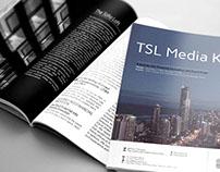 TSL - Media Kit Design