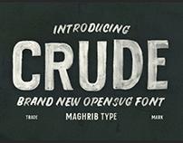Crude OpenSvg