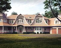 Hampton House Rendering