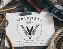 WOLFMATE - Brand corporate identity