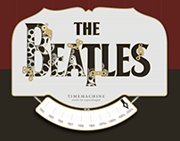 The Beatles - Immersive website