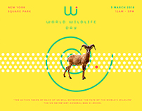 World Wildlife Day | Creative Templates Suite