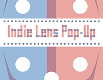 Indie Lens Pop-Up Poster
