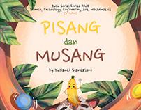 """Pisang & Musang"" Children's Book"
