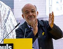 Elecciones Municipales y Europeas. Girona