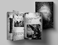 ABC Book Demons & Ghost