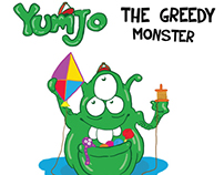 YUMJO THE GREEDY MONSTER