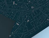 Go!Excellence, Milan map
