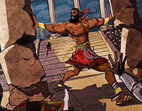 Samson: The Judge