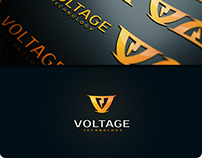 Electric Voltage Logo