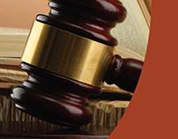 Law Firm Tri Fold Brochure Template