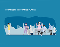 Strangers in strange places - social innovation design