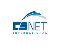 CSnet International Logo Concepts