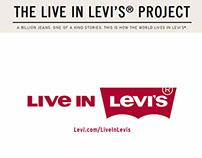 Live In Levi's: Glintshake