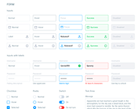 UI Kit Concept
