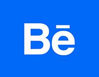 Behance - App redesign
