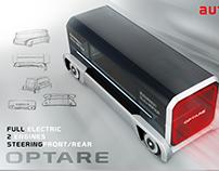 Optare Concept Bus