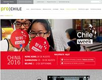 Chile Week 2016