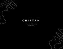 CHIRYAN | Packaging Design | Dried fruit