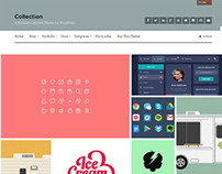 WP Collection WordPress Theme