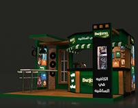 BONJORNO CAFE BOOTH 2015