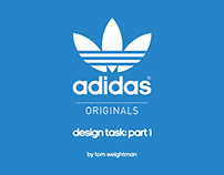 Adidas Originals: Project 1 - 2015