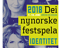 Dei Nynorske Festspela 2018