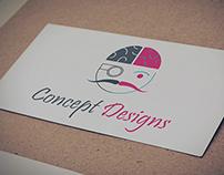 Concept Designs Logo