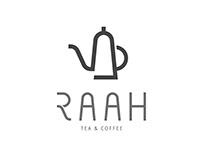 cafe-RAAH branding