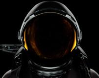 Astronaut Modeling Reel