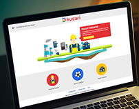 Kucari.com - Website Redesign