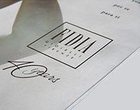 FIDIA: branding for a comeback
