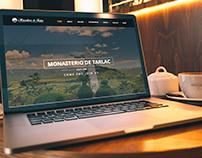 Monasterio de Tarlac Website