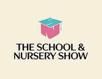 The School & Nursery Show - Branding