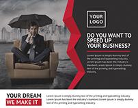 Freebie | Corporate Flyer