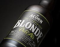 Acorn Brewery Rebrand