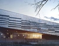 Cultural Center in Sucha Beskidzka