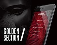 Golden Section App