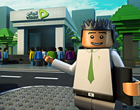 Etisalat UAE Internal campaign